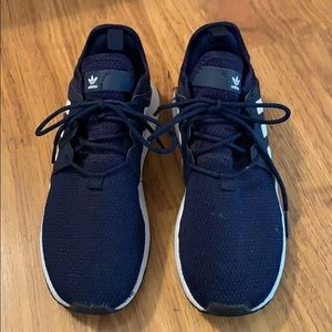 Other - Navy Adidas Sneakers